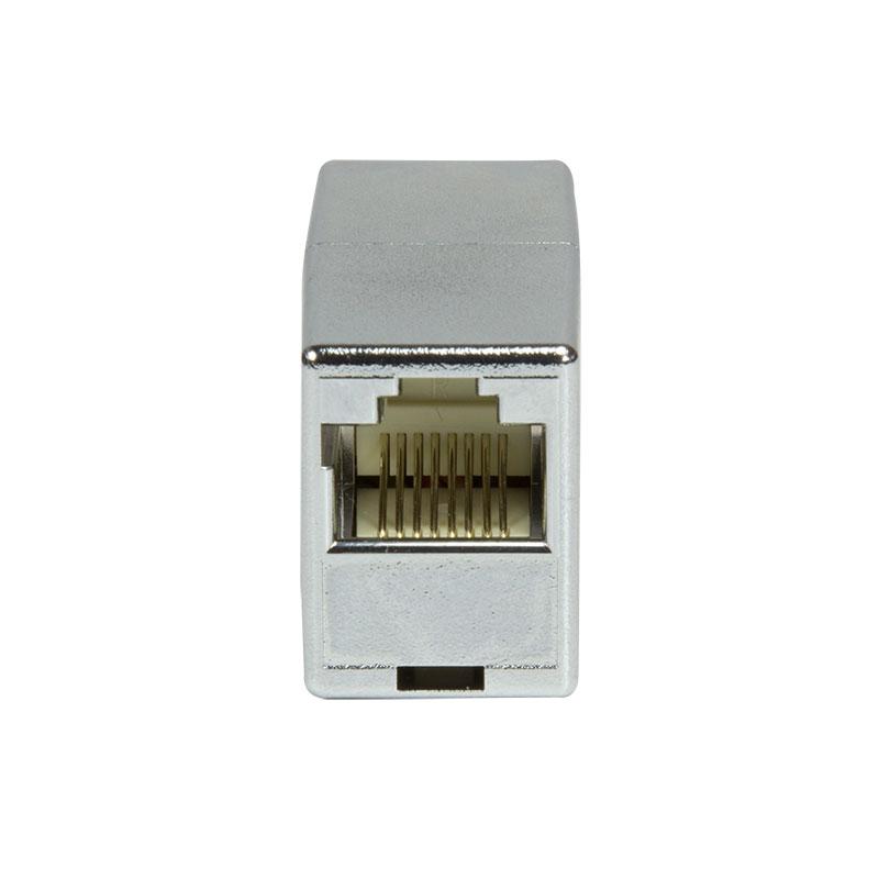 patchkabel kupplung verbinder rj45 cat adapter lan kabel netzwerk verl ngerung ebay. Black Bedroom Furniture Sets. Home Design Ideas