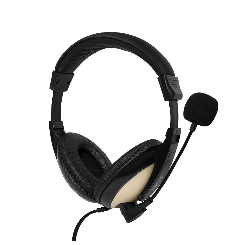 logilink stereo gaming headset 3 5mm klinke kopfh rer. Black Bedroom Furniture Sets. Home Design Ideas
