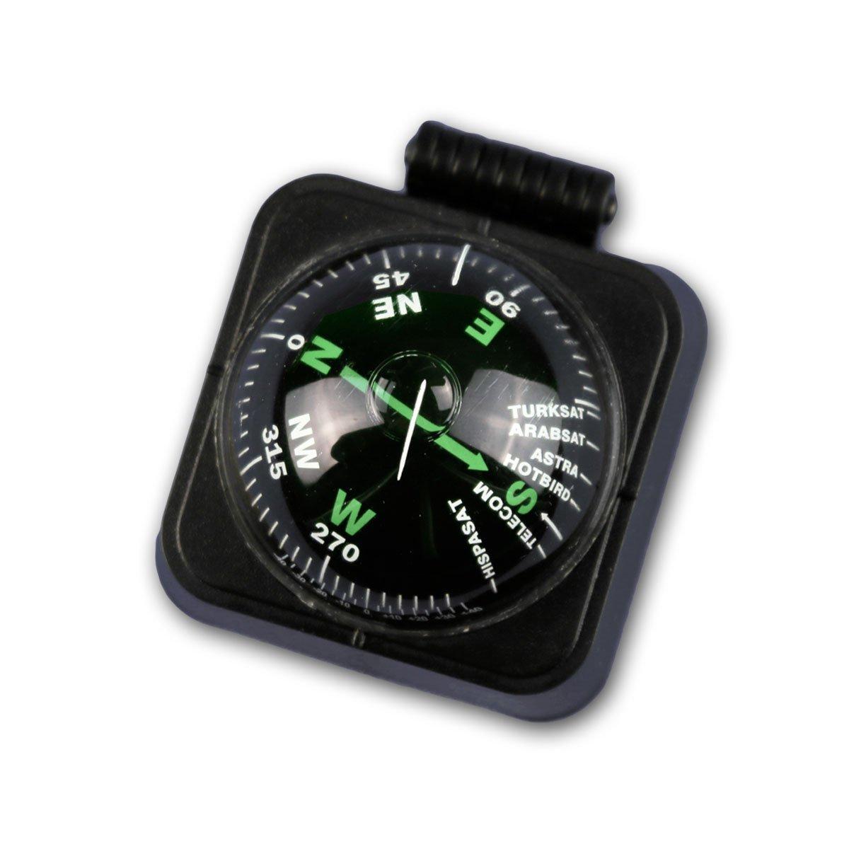 Satellitenschüssel Ausrichten Kompass